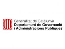 Logotip del Departament de Governació i Administracions Públiques