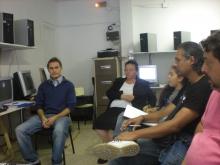 Fotografia d'una de les sessions