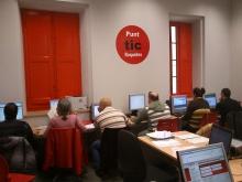 Curs del programa Connecta't al Punt TIC de Roquetes - Casal de Joves