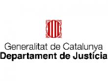 Logotip del Departament de Justícia
