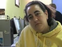 Ester Collado, a l'entrevista realitzada per la Xarxa Punt TIC