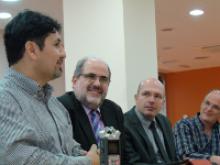 Fotografia de la trobada