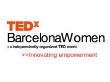 Logo TEDxBarcelonaWomen