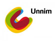 Logotip Unnim
