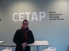 Nova incorporació al viver d'empreses CETAP