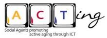 Logo del projecte ACTing