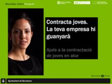 Ajuts per a la contractació de joves en atur