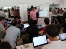 Workshop d'App Inventor al Fab Festival