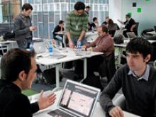 Marató de creació d'aplicacions mòbils