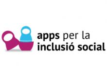 Logotip de la competició Apps per a la inclusió social
