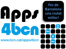 Logotip Apps4bcn