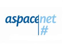 Logotip del projecte #ASPACEnet