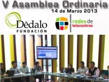 Comunidad de Redes de Telecentros celebrarà la V Assemblea Ordinària