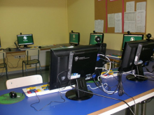 Aula adaptada de la Fundació Estany de Banyoles