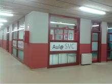 El nou Punt TIC Aul@SVC, a  Sant Vicenç de Castellet