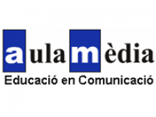 Logotip AulaMèdia