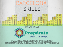 Part del cartell de la primera sessió de OuiShare Skills al MOB