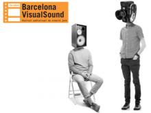 Logotip de la 10a edició de Barcelona VisualSound