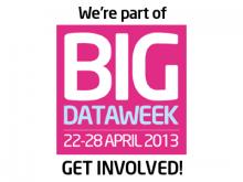 Logotip de Big Data Week 2013