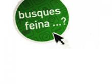 "Icona ""Busques feina?"""
