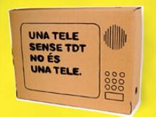 Una tele sense TDT no és una tele