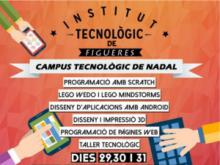 Campus Tecnològic de Nadal a Figueres