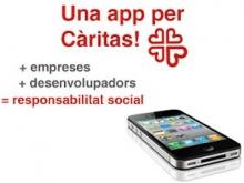 Concurs Una app per Càritas!