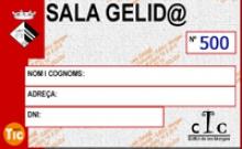 Carnet 500 usuari CIC Gelida