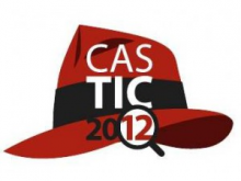 Logotip del concurs Cas TIC 2012