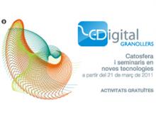 Cdigital Granollers 2011: Catosfera i seminaris en noves tecnologies