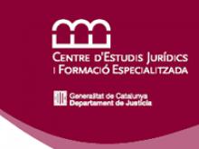 Logotip del Centre d'Estudis Jurídics i Formació Especialitzada