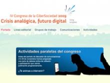 CiberSocietat Activitats paral·leles