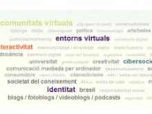 Temes del IV Congrés de la CiberSocietat