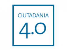 Logotip Ciutadania 4.0