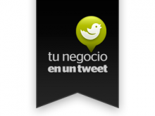 El teu negoci en un tuit