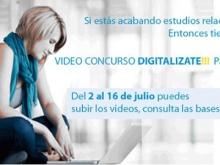 Difusió del concurs ¡Digitalizaté!