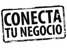 """Logotip de """"Conecta tu negocio"""""""