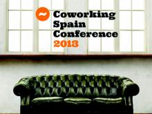 Logotip de la Conferència Espanyola de Coworking 2013