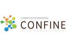 Logotip del projecte CONFINE
