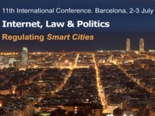11è Congrés Internacional d'Internet, Dret i Política