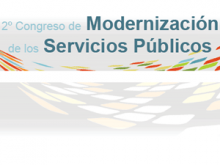 2º Congreso de Modernización de los Servicios Públicos