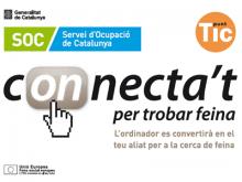 Logotip del programa Connecta't