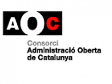 Logotip del Consorci AOC