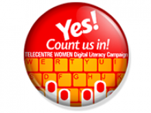 Yes, count us in! Telecentre Women