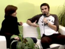 Imatge de l'entrevista a Manuel Zea, creador de Coworking Spain