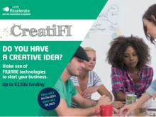 Convocatòria del projecte CreatiFI