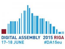 Assemblea Digital 2015 a Riga