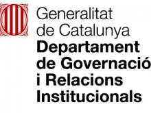 Logo del Departament de Governació i Relacions Institucionals