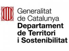 Logotip del Departament de Territori i Sostenibilitat
