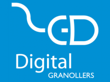 Logotip de Digital Granollers